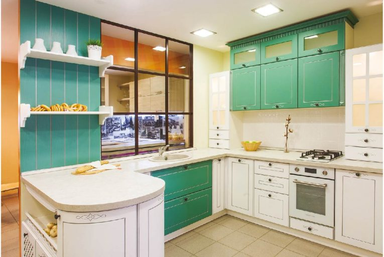 Готовые кухни от фабрики «Любимая кухня»